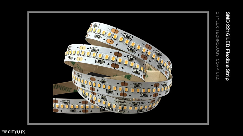 Fine Workmanship SMD 2216 LED Flexible Strip