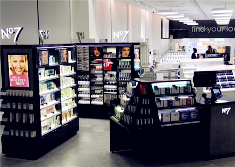 Pharmacy Shop Lighting Solution Case