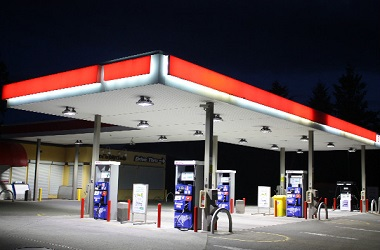 Gas stations are accelerating the use of LED lights in response to global energy conservation and environmental initiatives